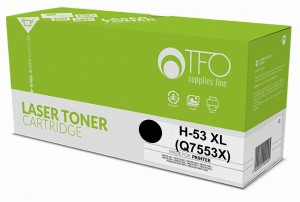 Toner TFO HP Q7553 XL