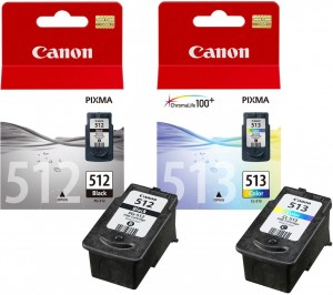 Komplet CANON PG512 + CL513