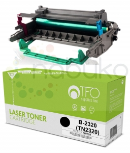 Toner + Bęben TFO BROTHER TN2320 DR2300