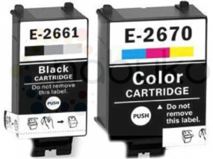 Komplet tuszy do Epson T2661 / T2670