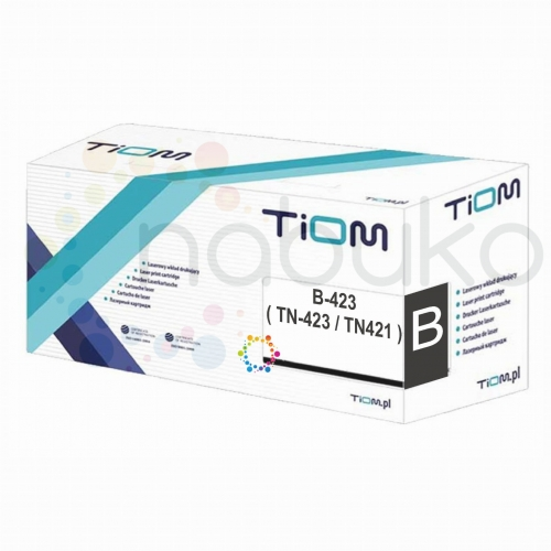 Toner do BROTHER TN-423 Bk TioM.jpg